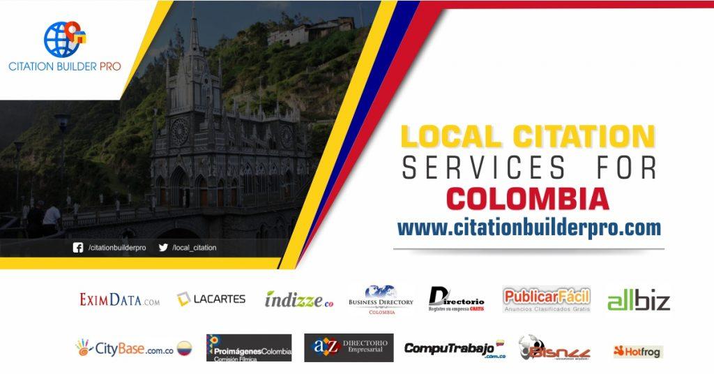 Colombia-local-citation-service