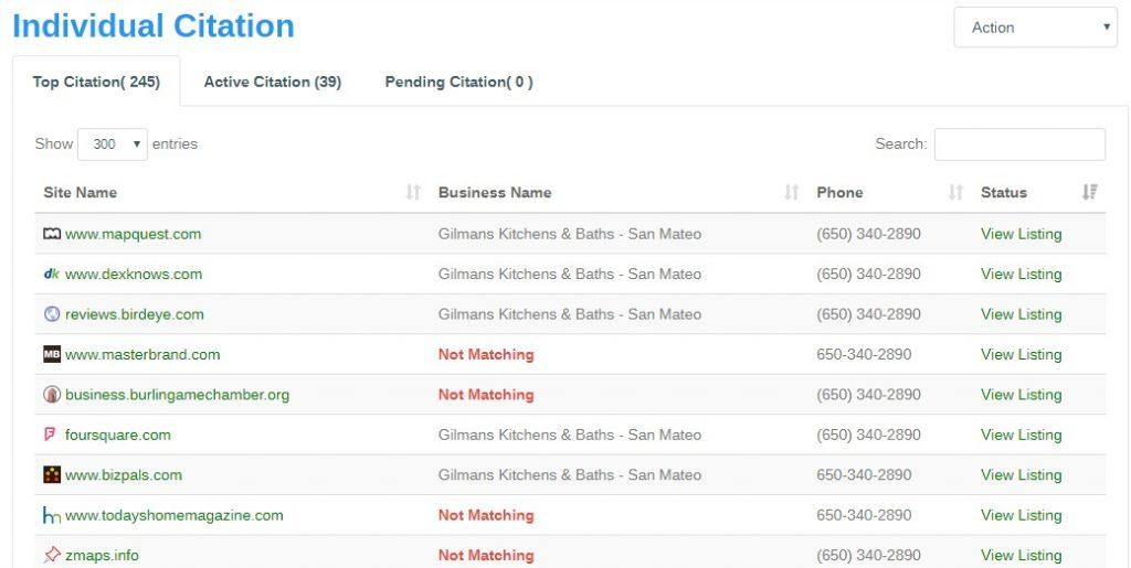 Citation Audit-Gilmans Kitchens-Baths-San Mateo (1)
