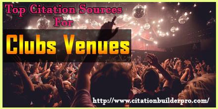 Clubs-Venues