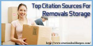 Removals-Storage