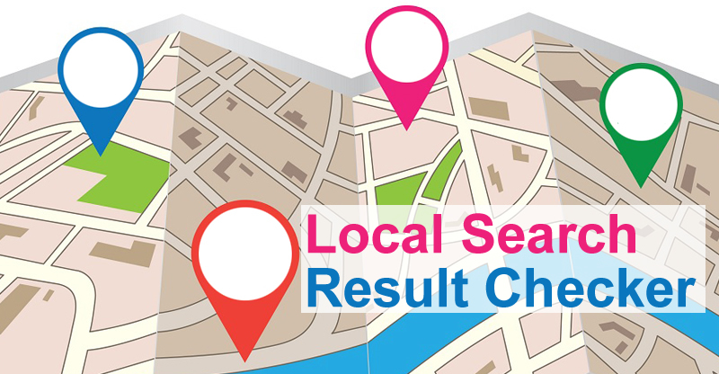 Local search result checker by citationbuilderpro com for Find a local builder