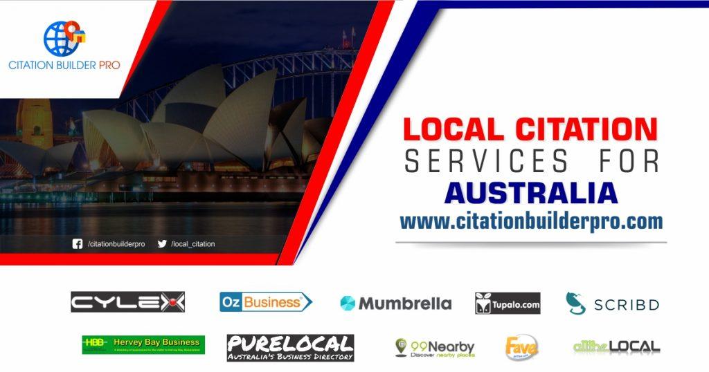Australia-local-citation-service