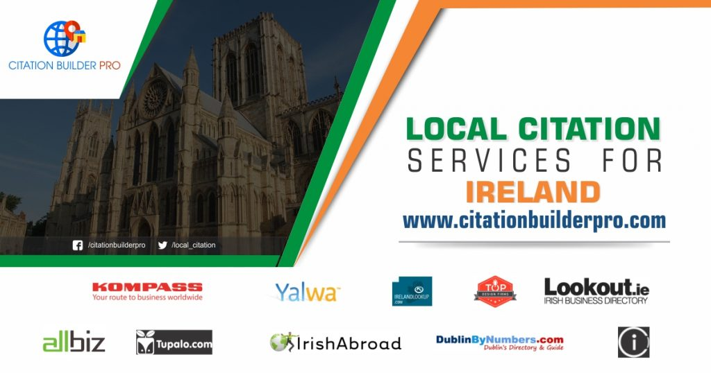 Ireland-local-citation-service