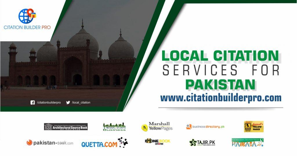 Pakistan-local-citation-service