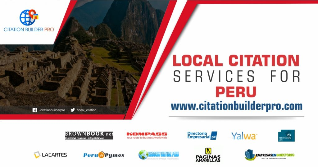 Peru-local-citation-service