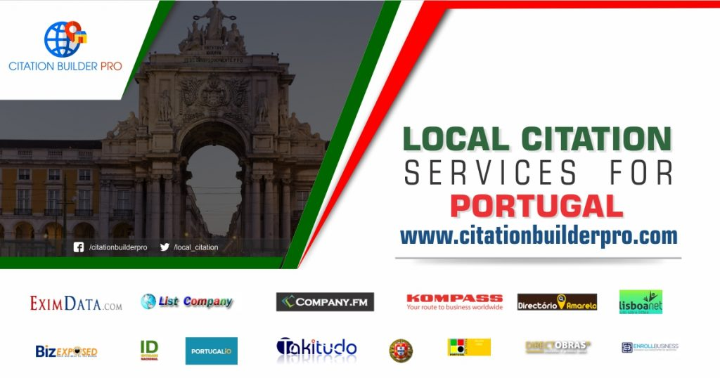 Portugal-local-citation-service