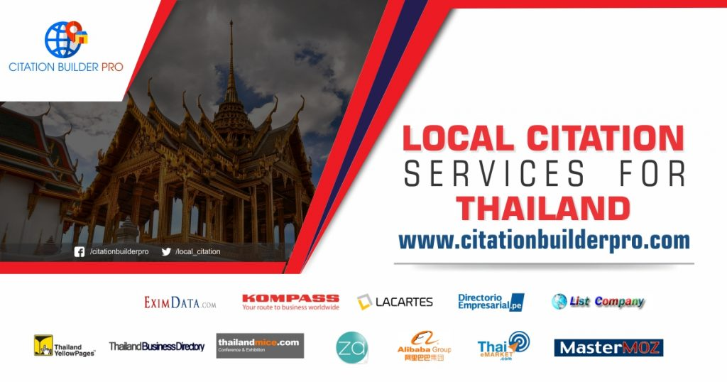 Thailand-local-citation-service