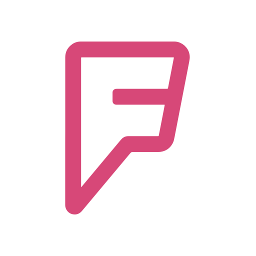 foursquare review link generator