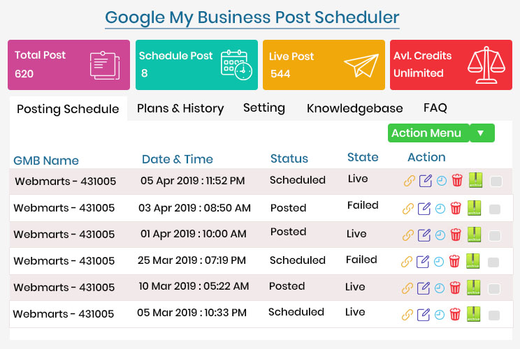 google my business post scheduler