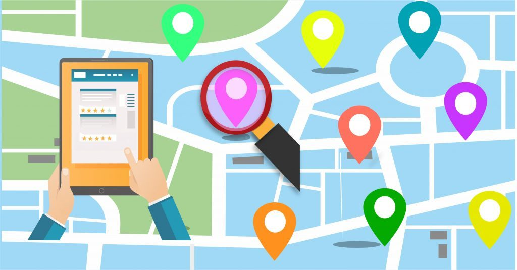 google local business categories,google categories search