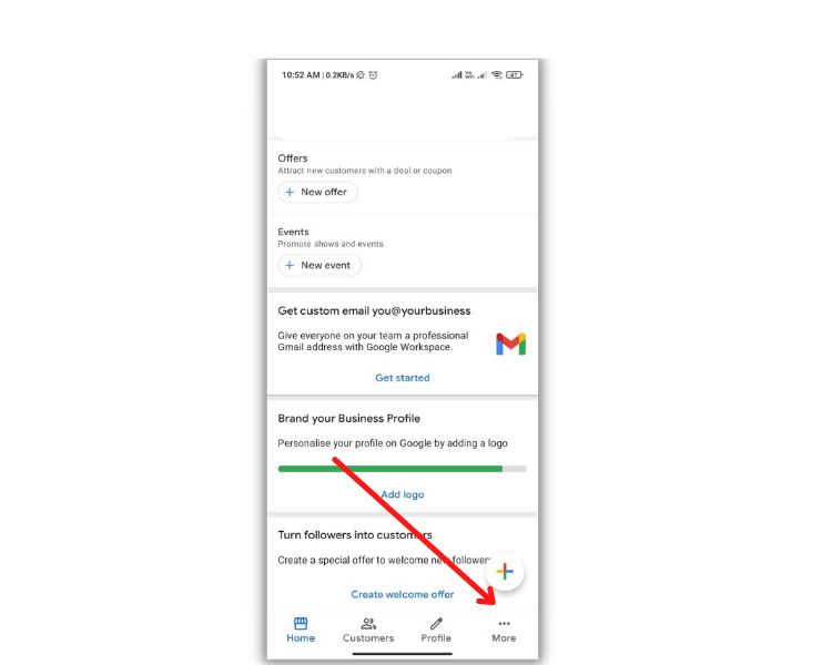 remove users from google business