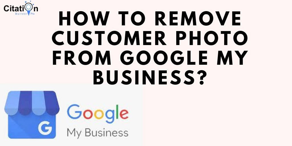 how to delete photos from google my business account